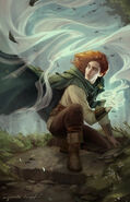 The kingkiller chronicle kvothe by shilesque-d8m6yzz