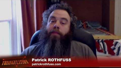 Triangulation 99 Patrick Rothfuss