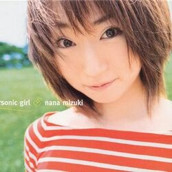 Supersonic girl
