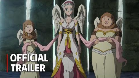 The Seven Deadly Sins The Movie Prisoners of the Sky - Official Trailer 3