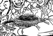 Boar Hat pie