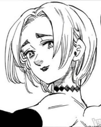 Manga (True Body)
