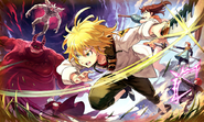 NnT x For Whom the Alchemist Exists game collab Battle