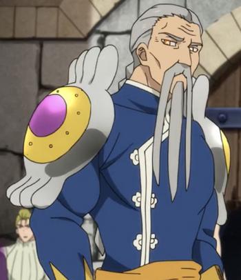 Anime (Denzel's Body)