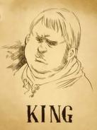 King Manifesto da Ricercato Anime