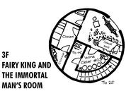 Boar Hat Floor Map 3F