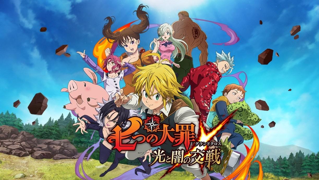 The Seven Deadly Sins Grand Cross Nanatsu No Taizai Wiki Fandom