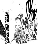 Merlin using Power Limit Break