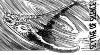 Mael using Scythe of Silence