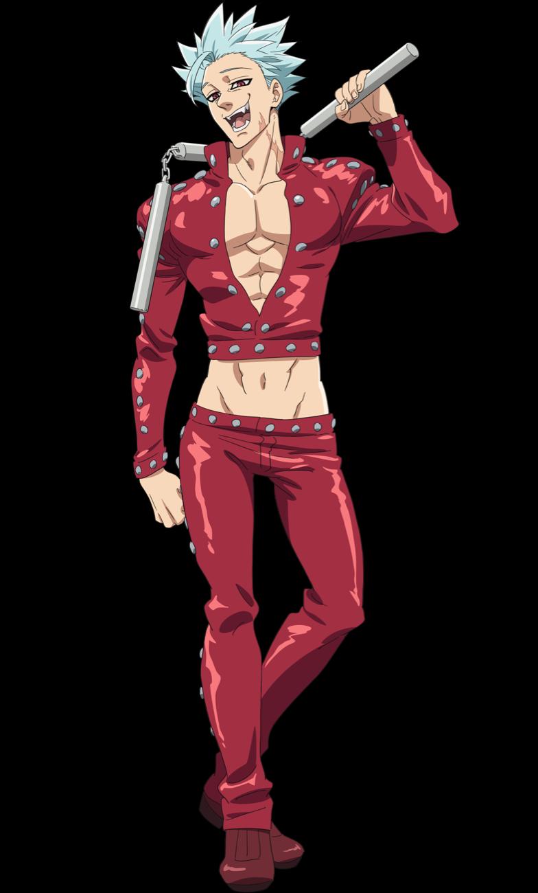 Ban | Nanatsu no Taizai Wiki | Fandom