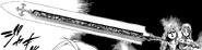 Meliodas' sword One Shot