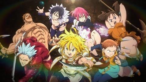 Nanatsu no Taizai Season 2 Opening 2 Full Sky Peace - Ame ga Furu kara Niji ga Deru