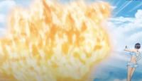 Fire Storm Anime