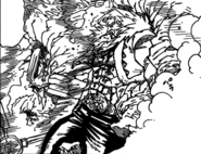 Escanor and Ludociel gets wounded