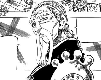 Manga (Denzel's Body)