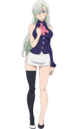 Elizabeth Liones Anime