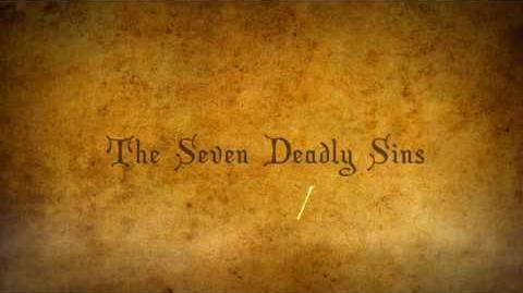 Seven Deadly Sins Knights of Britannia Announcement Trailer PS4