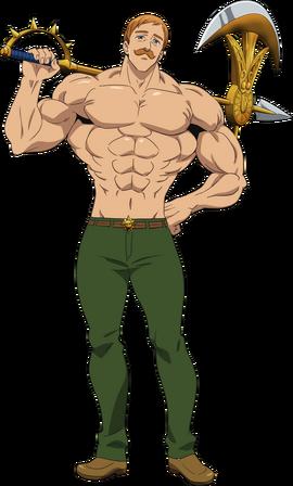 Escanor Anime Season 3 Design.png