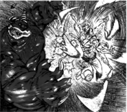 Ban fighting the demon