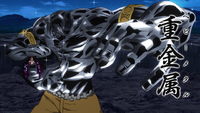 Drole using Heavy Metal Anime
