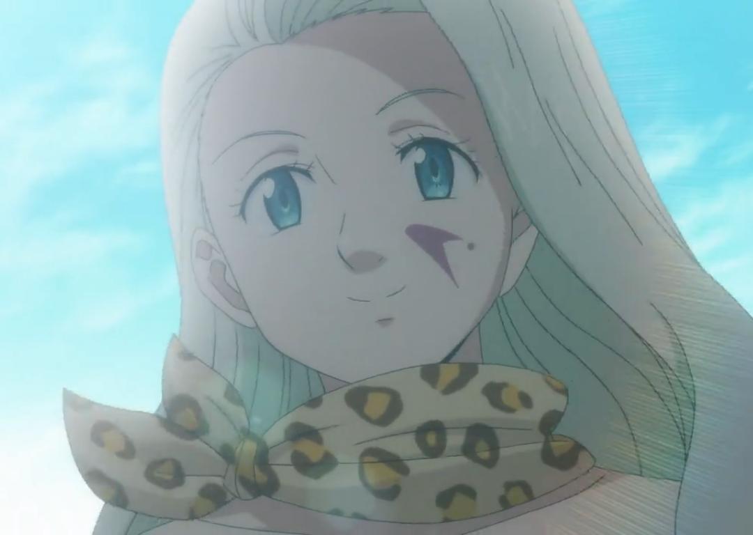Elizabeth (Savage Tribe)