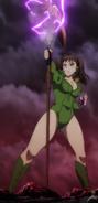 Lightning Rod Anime