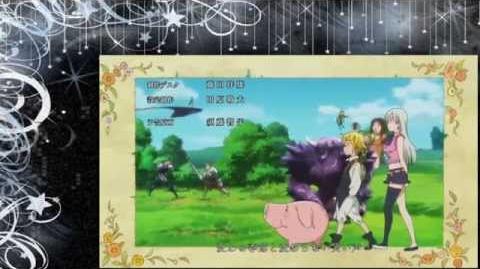 """Nanatsu no Taizai ED2 """"Season"""" by Alisa Takigawa"""