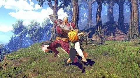 The Seven Deadly Sins Knights of Britannia New Official Trailer ( Upcomin Anime Adventure Game )