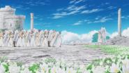 Goddesses in the Celestial Realm