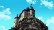 Merlin Old Castle Anime