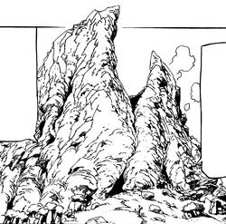 Тренировочная Пещера (Манга)