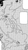 Карта Британии Манга