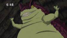 Глиняный Дракон-Тиран (Аниме)