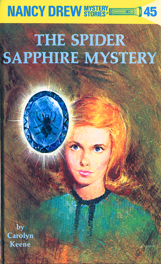 The Spider Sapphire Mystery