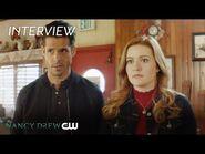 Nancy Drew - Drew Crew's Clues- Haunting Your Dreams - The CW