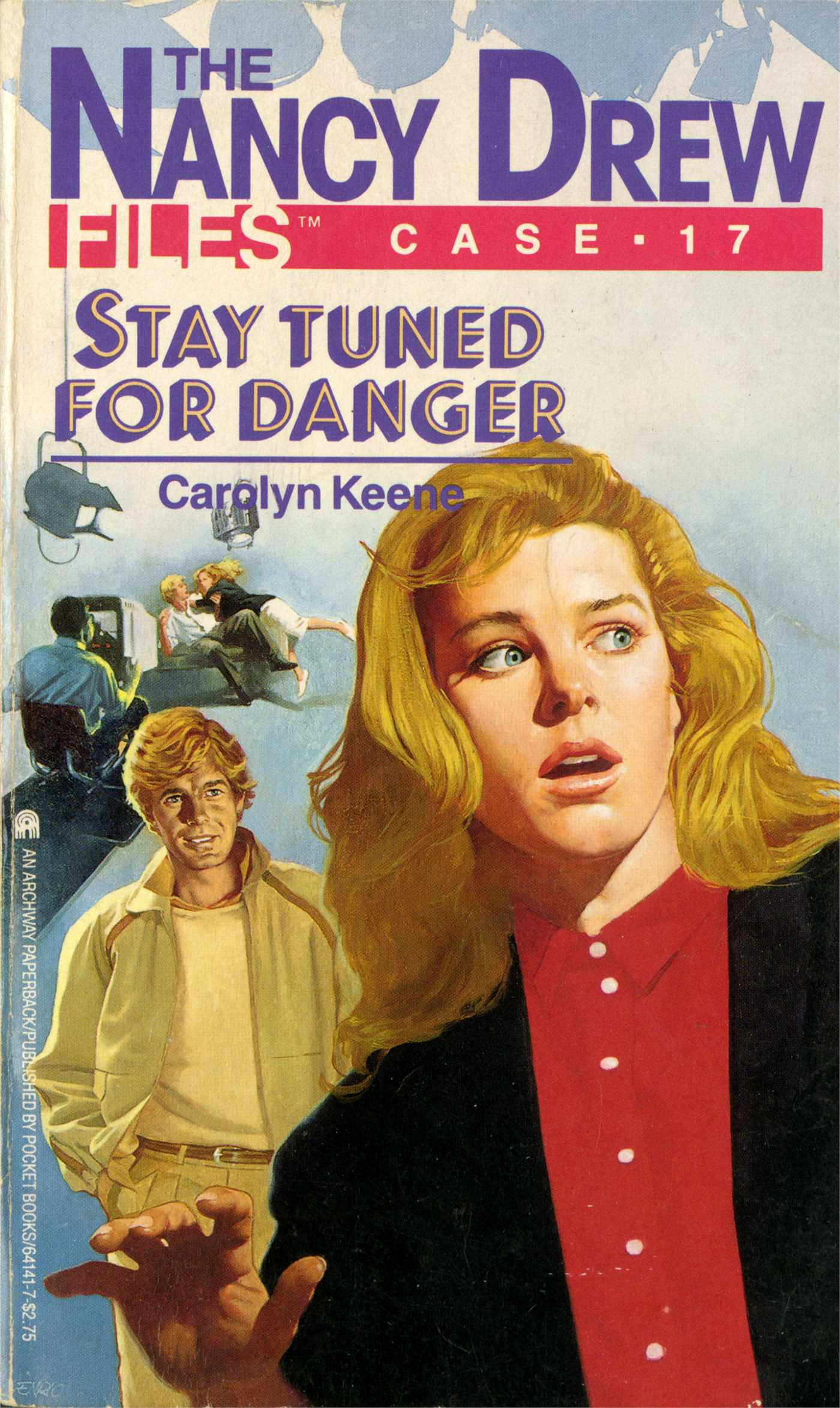 Stay Tuned for Danger