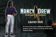 MiS bio Lauren Holt