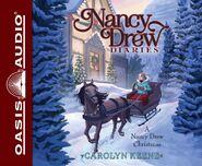 A Nancy Drew Christmas audiobook