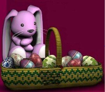 Easter Eggs Nancy Drew