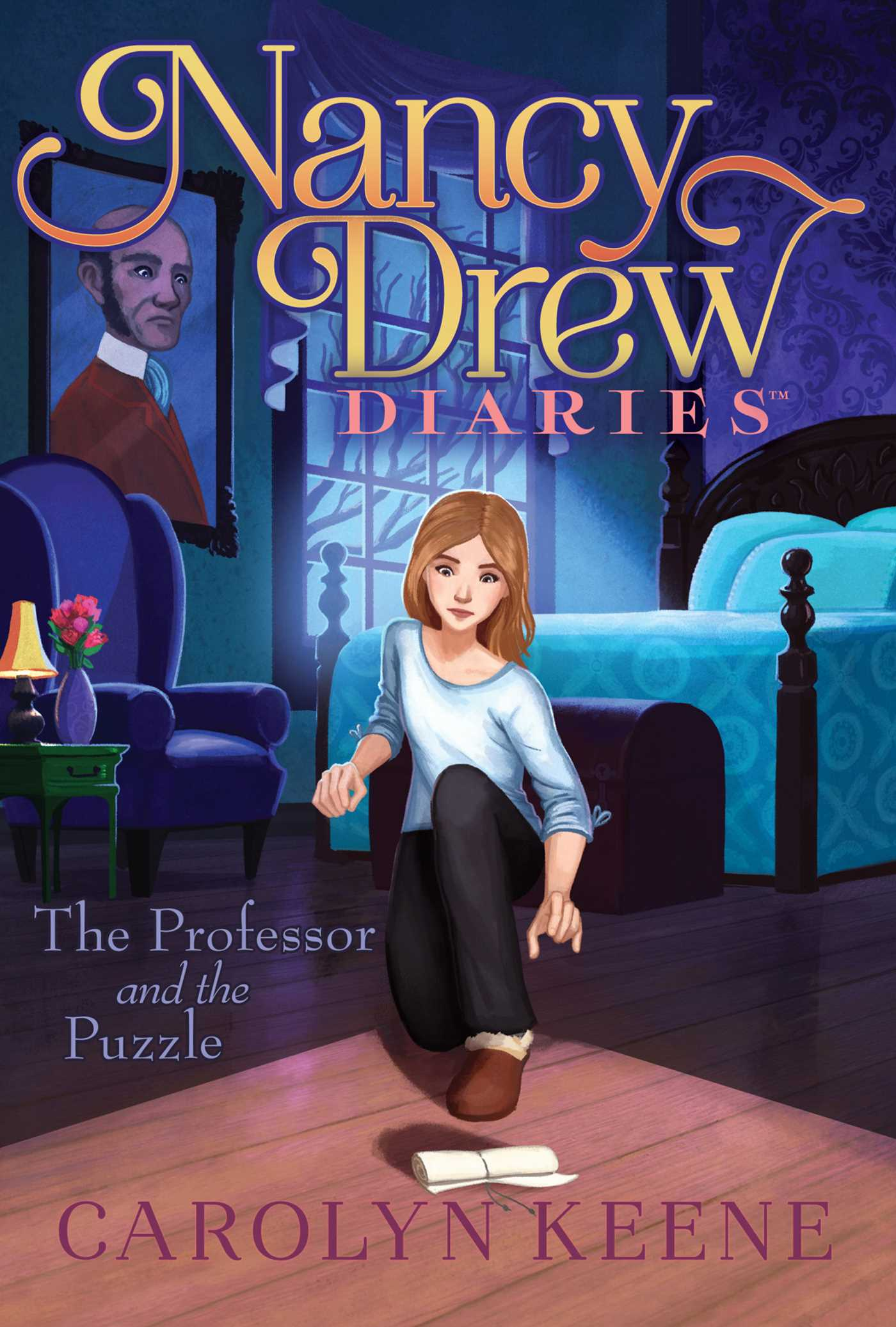 The Professor and the Puzzle