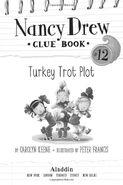 Turkey Trot Plot title page
