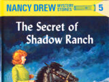 The Secret of Shadow Ranch (book)