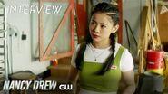 Nancy Drew Leah Lewis - I Hate Nancy Drew The CW