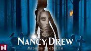 Nancy Drew Midnight in Salem World Premiere Official Trailer