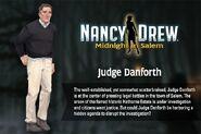 MiS bio Judge Danforth