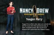 MiS bio Teegan Parry