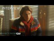 Nancy Drew - Ghost Stories- Alex Saxon - The CW