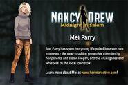 MiS bio Mei Parry