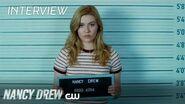 Nancy Drew Kennedy McMann - All New Nancy Drew The CW