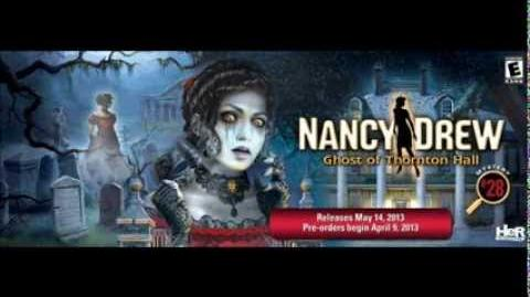 Nancy Drew - Ghost of Thornton Hall (Music - Past)